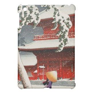 Zôjô-ji Temple in Shiba Twenty Views of Tokyo iPad Mini Cases