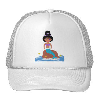 Zola el casquillo/el gorra de la sirena para las m