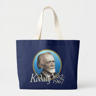 Zoltan Kodaly Tote Bag