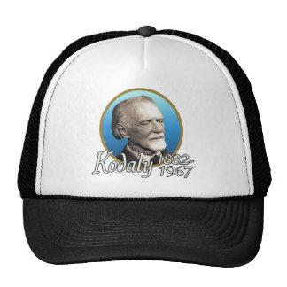 Zoltan Kodaly Trucker Hats
