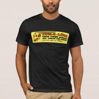 Zom-B-Gone Urban Zombie Black T-Shirt