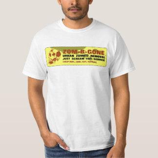 Zom-B-Gone Urban Zombie Removal T-Shirt