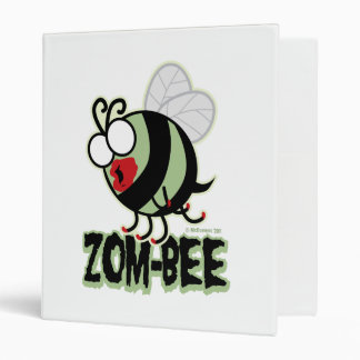 Zom-Bee Binder