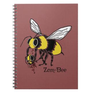 Zom-bee Notebook