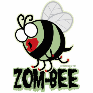 Zom-Bee Photo Cut Out