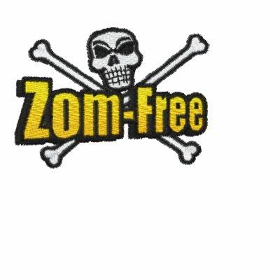 Zom-Free Polo Shirt
