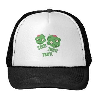 Zom Nom Nom Trucker Hat