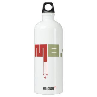 ZOMB.3 Logo Water Bottle