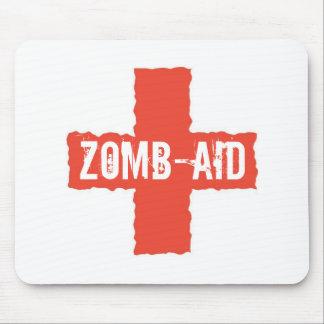 Zomb-AID Mouse Pad