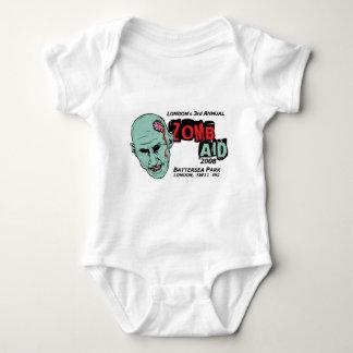 Zomb Aid Zombies Baby Bodysuit