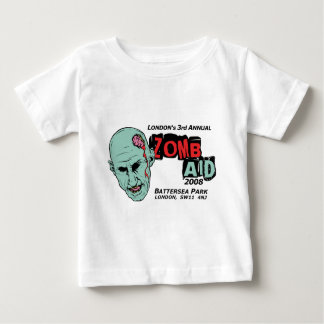 Zomb Aid Zombies Baby T-Shirt