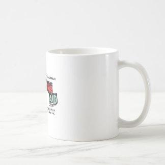 Zomb Aid Zombies Coffee Mug