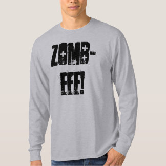 ZOMB-EEE! T-SHIRT