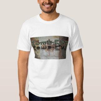 Zomb-Eh? Flag Design Tee Shirt