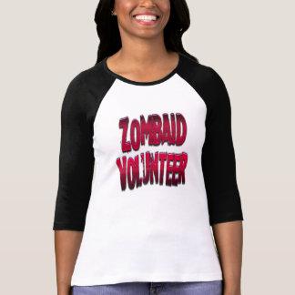 Zombaid Volunteer Red T-Shirt