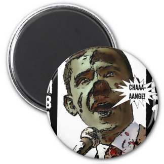 zombama2012 2 inch round magnet