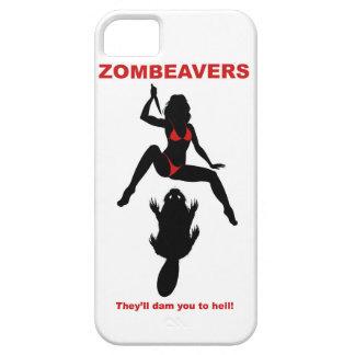 ZOMBEAVERS iPhone case
