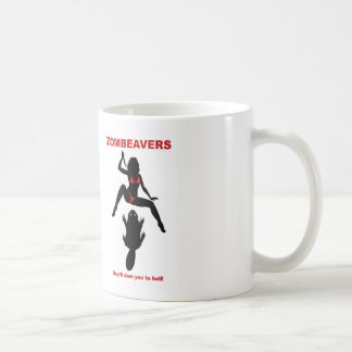 ZOMBEAVERS mug