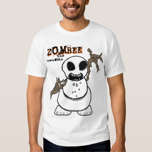 Zombee Killer Halloween T-Shirt