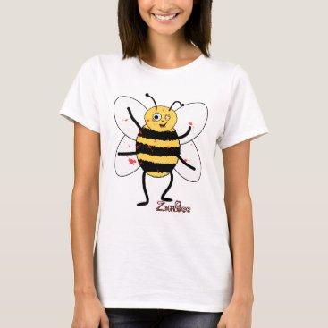 Halloween Themed ZomBee T-Shirt