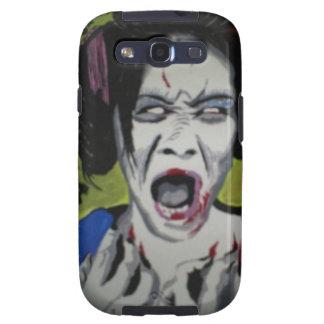 'ZombGeisha'  Samsung Galaxy S (T-Mobile Vibrant) Samsung Galaxy SIII Cover