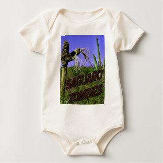 Zombi 2 de los zombis del Saguaro Body Para Bebé