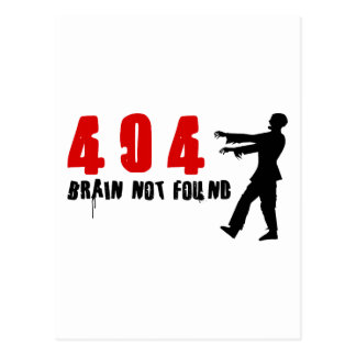 Zombi 404 postal