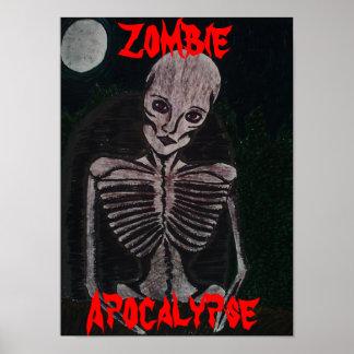 Zombi Apcalypse Posters