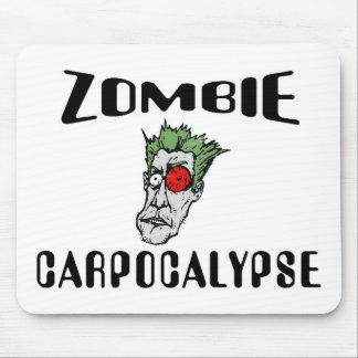 Zombi Carpocalypse Alfombrilla De Raton