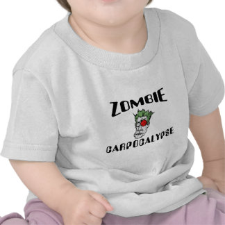Zombi Carpocalypse Camiseta