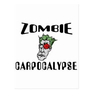 Zombi Carpocalypse Postal