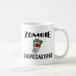 Zombi Carpocalypse Taza