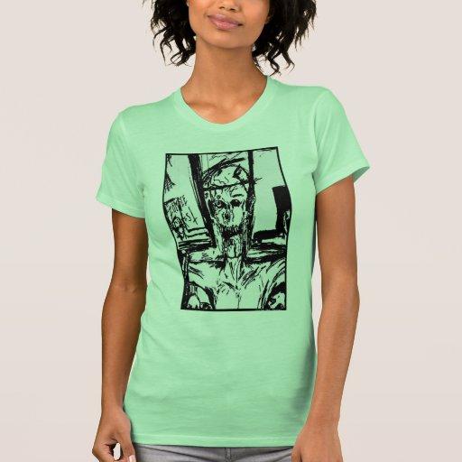 Zombi Cristo Camiseta