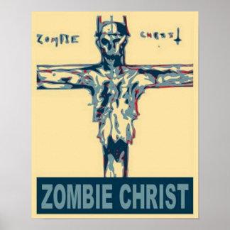 Zombi Cristo Impresiones