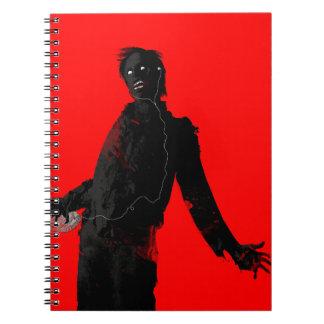 ¡Zombi!!! Cuaderno