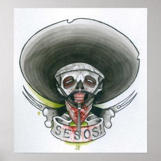 Zombi de Bandito Poster