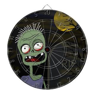 Zombi de Halloween - estilo del dibujo animado