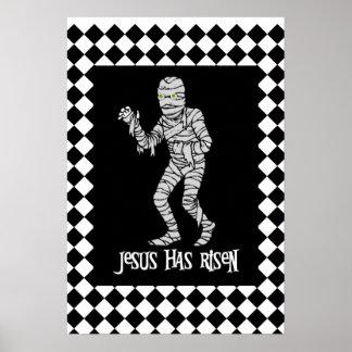 Zombi de Jesús Posters