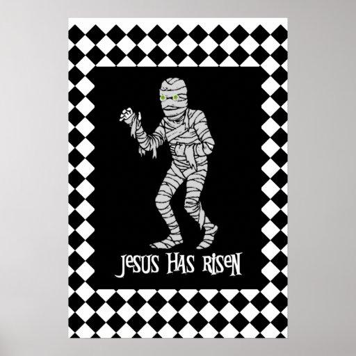 Zombi de Jesús Póster