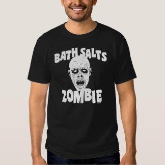 Zombi de las sales de baño remeras