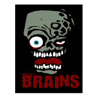 Zombi de los cerebros postales