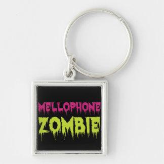 Zombi de Mellophone Llaveros Personalizados