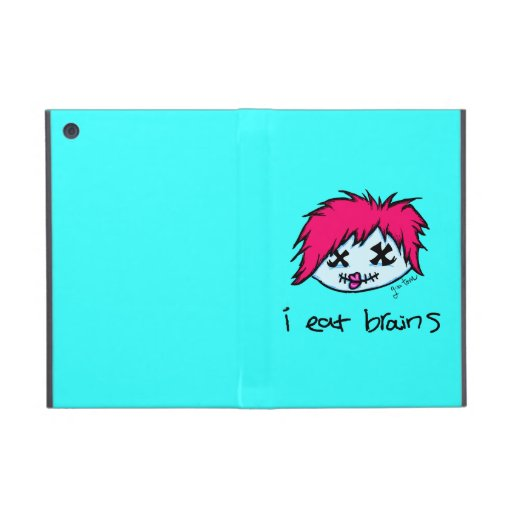 Zombi de moda iPad mini cárcasas