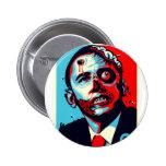 zombi de obama pins