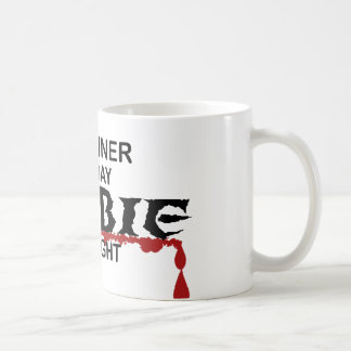 Zombi de Pipeliner Taza De Café
