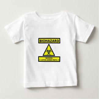 Zombi del Biohazard Camisas