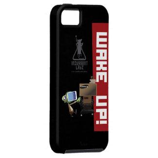 Zombi del consumidor de la electrónica por los lab iPhone 5 Case-Mate protectores