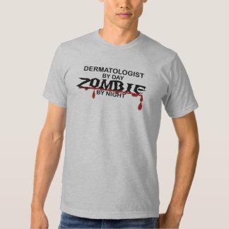 Zombi del dermatólogo camisas
