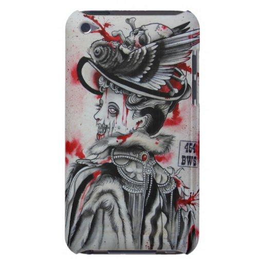 """""""Zombi del Victorian 2"""" Case-Mate iPod Touch Fundas"""