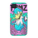 Zombi Duckie (por Teeramizoo) Vibe iPhone 4 Fundas